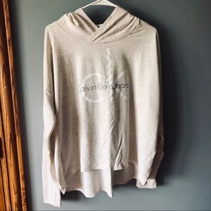 Calvin Klein Jeans graphic hoodie